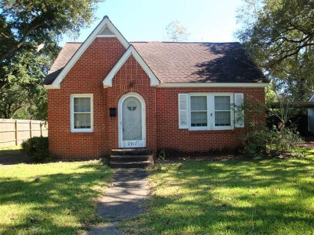 2917 Avenue I, Bay City, TX 77414 (MLS #90446221) :: Texas Home Shop Realty