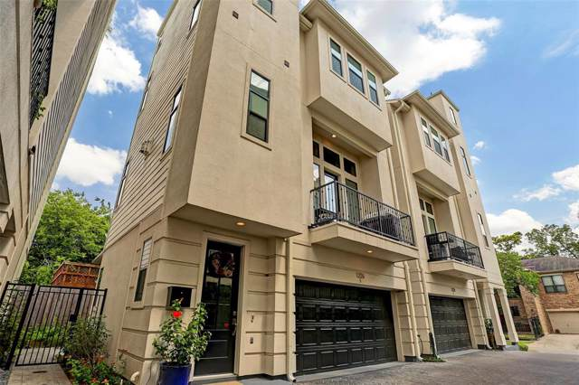 1226 W Bell Street Unit B, Houston, TX 77019 (MLS #90446719) :: Guevara Backman