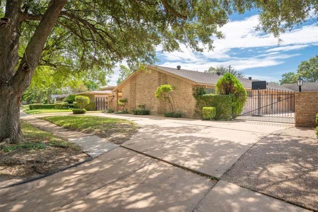 5635 Jackwood Street Street, Houston, TX 77096 (MLS #90470568) :: The Heyl Group at Keller Williams