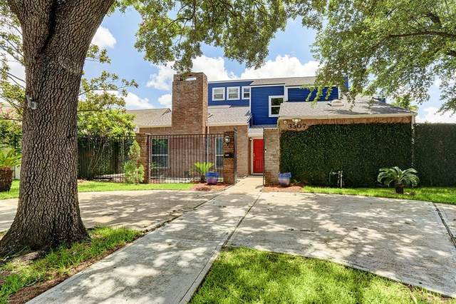 3307 Chris Drive, Houston, TX 77063 (MLS #9047492) :: The Freund Group