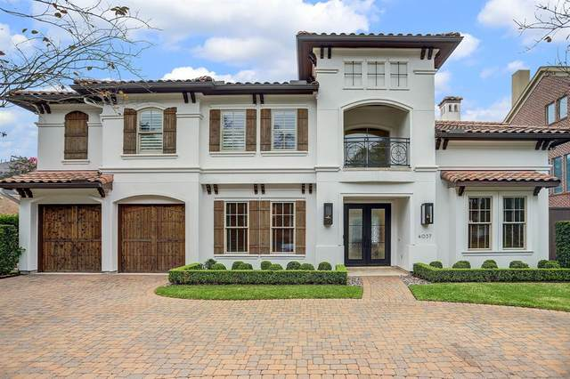 4037 Meadow Lake Lane, Houston, TX 77027 (MLS #90486235) :: Parodi Group Real Estate