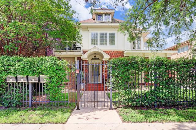 324 W Alabama Street, Houston, TX 77006 (MLS #90486506) :: The SOLD by George Team