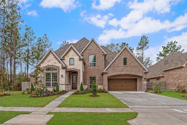 17410 Orchid Falls Lane, Conroe, TX 77302 (MLS #90498003) :: The Bly Team