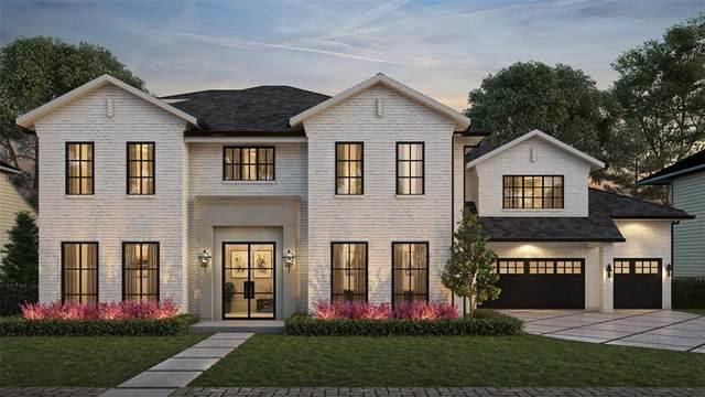 1623 Lynnview Drive, Houston, TX 77055 (MLS #90499415) :: The Queen Team