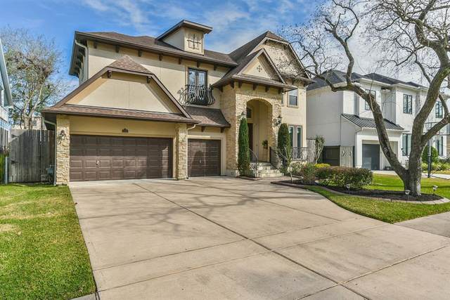 5124 Mimosa Drive, Bellaire, TX 77401 (MLS #90505226) :: The Sansone Group
