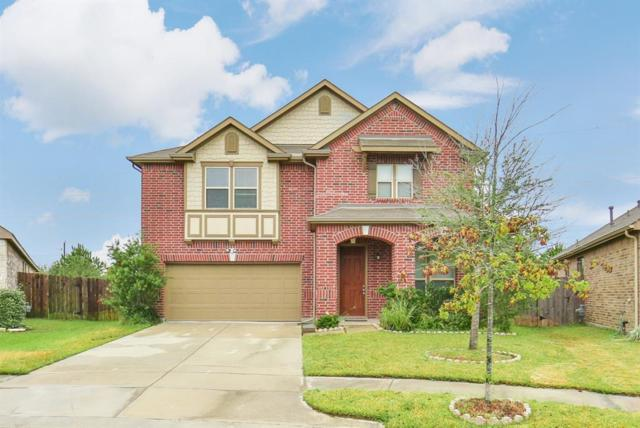 2903 Coastal Prairie Lane, Katy, TX 77493 (MLS #9050732) :: The Sansone Group