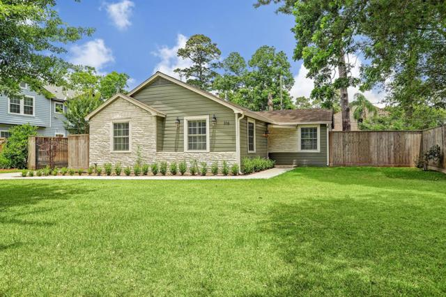 316 W 30th Street, Houston, TX 77018 (MLS #90515752) :: The SOLD by George Team
