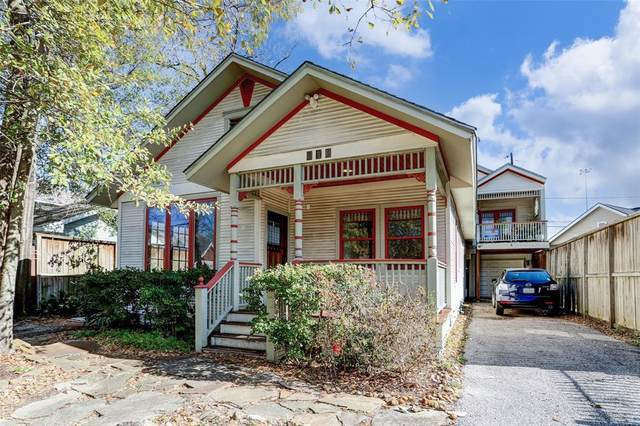 506 Vincent Street, Houston, TX 77009 (MLS #90524755) :: Green Residential