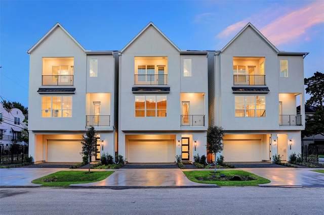 808 Patterson Street, Houston, TX 77007 (MLS #90530189) :: Green Residential