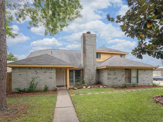 15119 Plaza Libre Drive, Houston, TX 77083 (MLS #9054121) :: The Jennifer Wauhob Team
