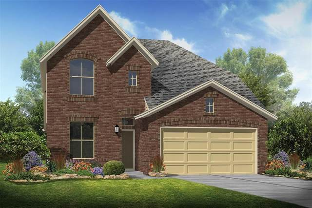 1732 Yaupon Trail Court, Alvin, TX 77511 (MLS #90553301) :: The Bly Team