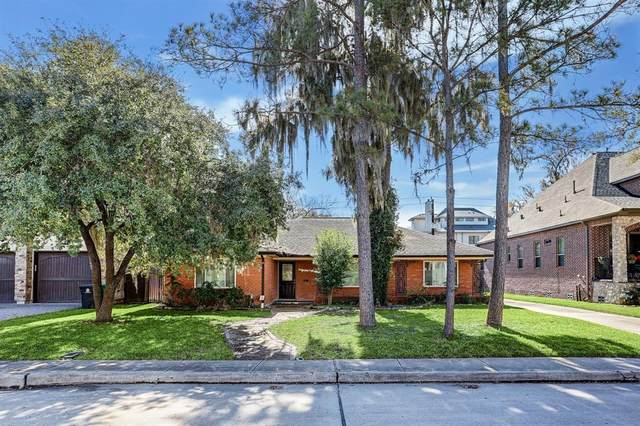 4119 Durness Way, Houston, TX 77025 (MLS #90577235) :: The Bly Team