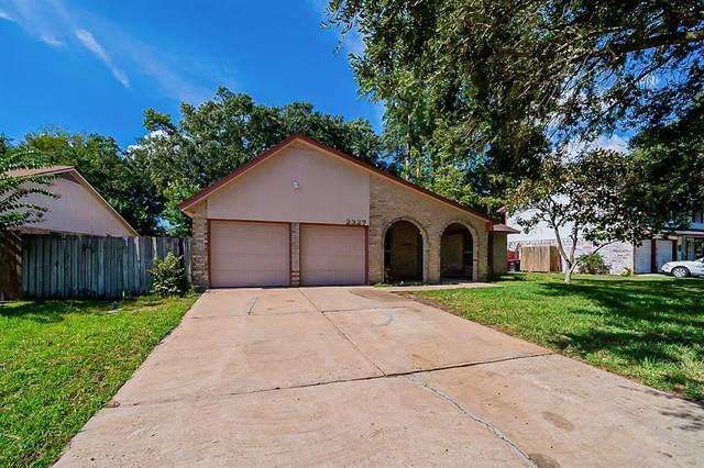 2327 N Spring Drive, Spring, TX 77373 (MLS #90586037) :: The Freund Group