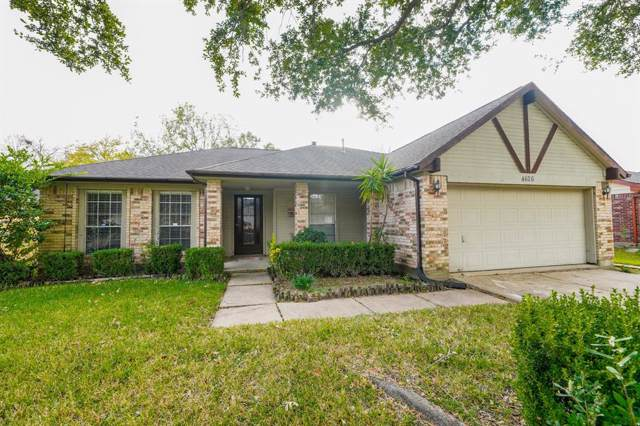 4626 Linden Place, Pearland, TX 77584 (MLS #90588534) :: Texas Home Shop Realty