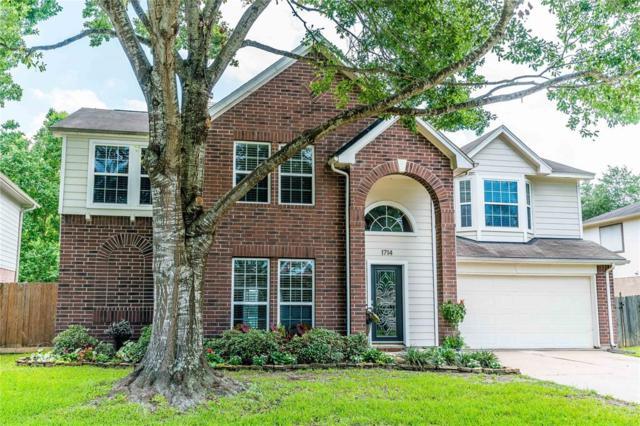 1714 Oak Valley Drive, Kemah, TX 77565 (MLS #90589649) :: Ellison Real Estate Team