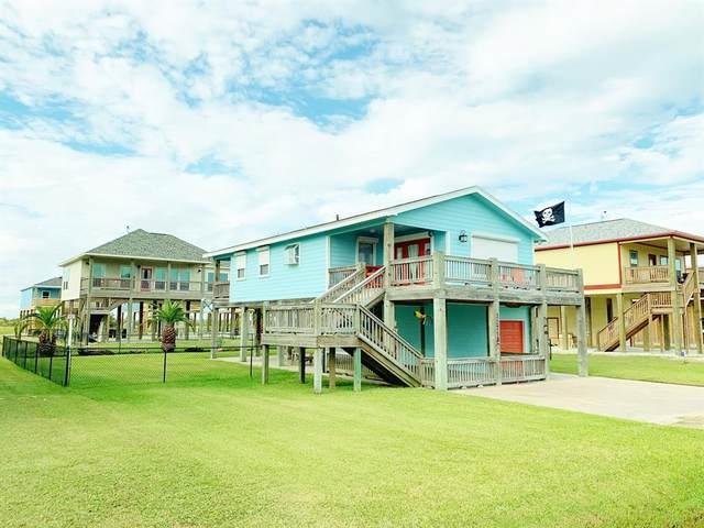 3271 Pirates Cove, Crystal Beach, TX 77650 (MLS #90610405) :: The Sansone Group
