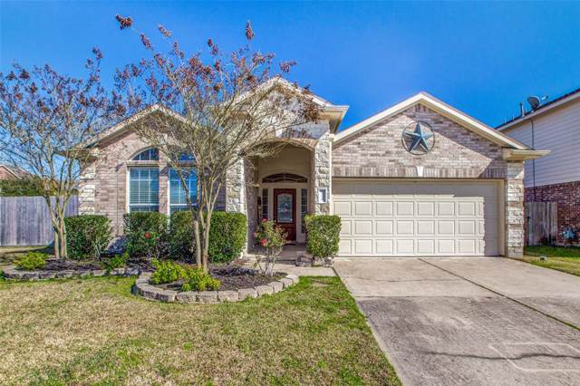 8318 White Willow Lane, Baytown, TX 77523 (MLS #90611964) :: The Queen Team