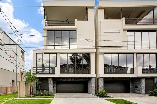 606 Roy Street, Houston, TX 77007 (MLS #90619443) :: Ellison Real Estate Team