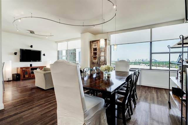 14 Greenway Plaza 15-O, Houston, TX 77046 (MLS #90625848) :: Michele Harmon Team