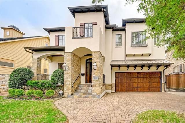 3807 Merrick Street, Houston, TX 77025 (MLS #90639284) :: The Sansone Group
