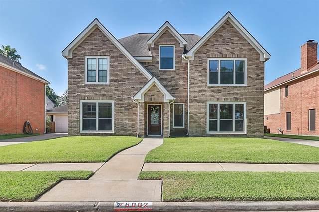 6002 Thom Road, Humble, TX 77346 (MLS #90644769) :: Ellison Real Estate Team