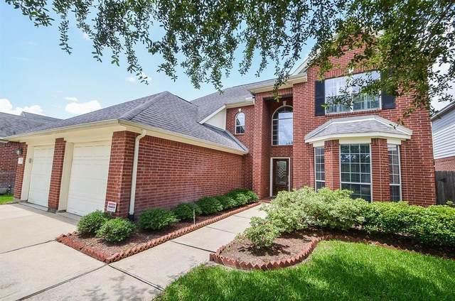 21706 Grand Hollow Lane, Katy, TX 77450 (MLS #90652314) :: The Home Branch