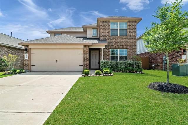12713 Pirate Bend Drive, Texas City, TX 77568 (MLS #90665796) :: Ellison Real Estate Team