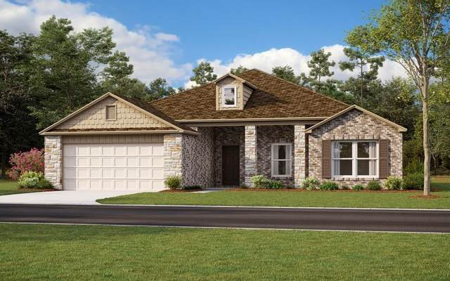 9821 Hunter Springs Lane, Conroe, TX 77306 (#90678909) :: ORO Realty