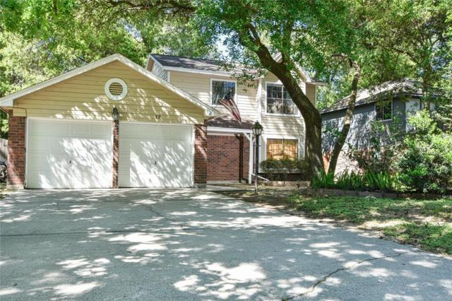 17 S High Oaks Circle, The Woodlands, TX 77380 (MLS #90679940) :: The Home Branch