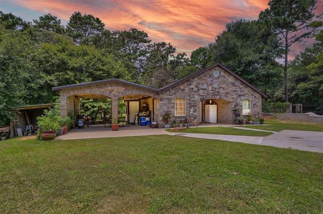 14648 Forest Circle, Montgomery, TX 77356 (#90685808) :: ORO Realty