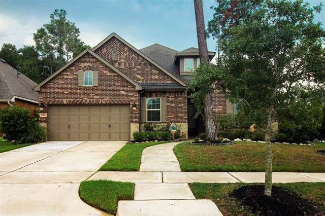 13802 Saddlers Woods Drive, Humble, TX 77346 (MLS #90689485) :: The Bly Team