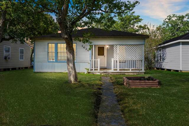 1626 W 6th Street, Freeport, TX 77541 (MLS #90700024) :: The SOLD by George Team