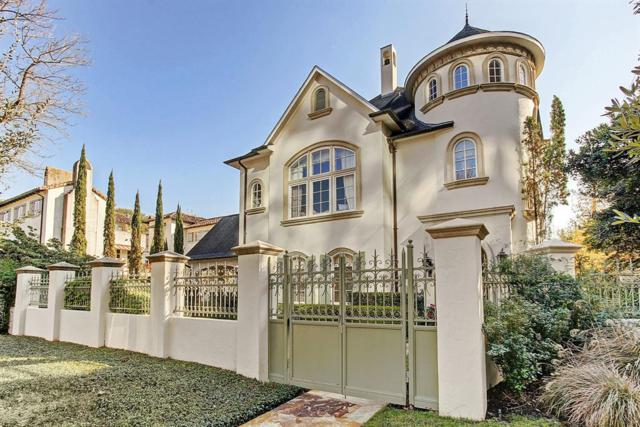 2365 Dunstan Road, Houston, TX 77005 (MLS #90705880) :: Texas Home Shop Realty