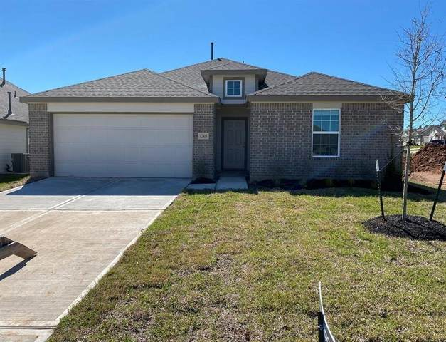 12415 Mostyn Lake Court, Magnolia, TX 77354 (MLS #90723894) :: The Bly Team