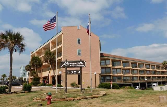 9520 Seawall Boulevard #126, Galveston, TX 77554 (MLS #90725012) :: The SOLD by George Team