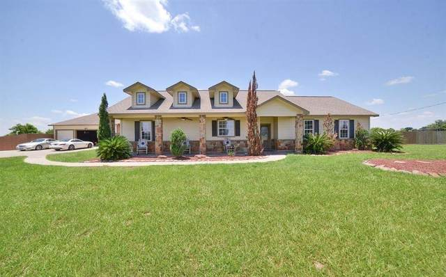 1963 Settlers Court Drive, Sealy, TX 77474 (#90736335) :: ORO Realty