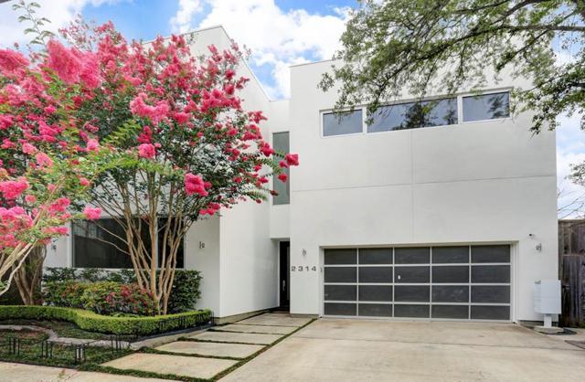 2314 Mcduffie Street, Houston, TX 77019 (MLS #90753293) :: Magnolia Realty
