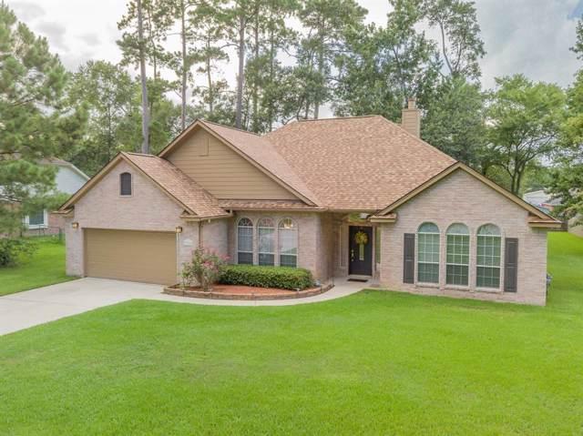 7218 Charred Pine Dr Drive, Magnolia, TX 77354 (MLS #90768271) :: Ellison Real Estate Team