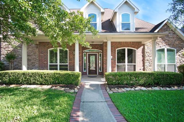 17406 Crescent Canyon Drive, Houston, TX 77095 (MLS #90786301) :: The Jennifer Wauhob Team