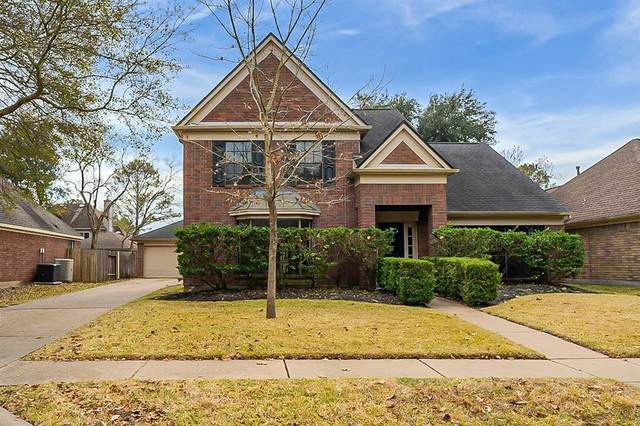3519 Deeds Road, Houston, TX 77084 (MLS #90791698) :: The Bly Team