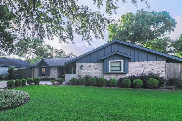 15618 Lakeview Drive, Jersey Village, TX 77040 (MLS #90797014) :: Michele Harmon Team