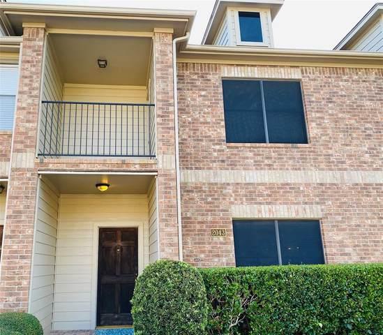 2043 Glencove Drive, Seabrook, TX 77586 (MLS #9080378) :: The Freund Group