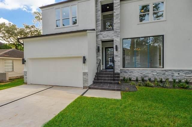 2310 Althea Drive, Houston, TX 77018 (MLS #9080497) :: Green Residential