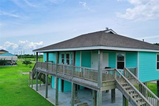 160 Ocean Tide Drive, Crystal Beach, TX 77650 (MLS #90810527) :: Giorgi Real Estate Group