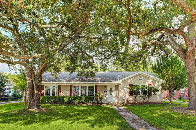 2527 Stoney Brook Drive, Houston, TX 77063 (MLS #9082110) :: My BCS Home Real Estate Group