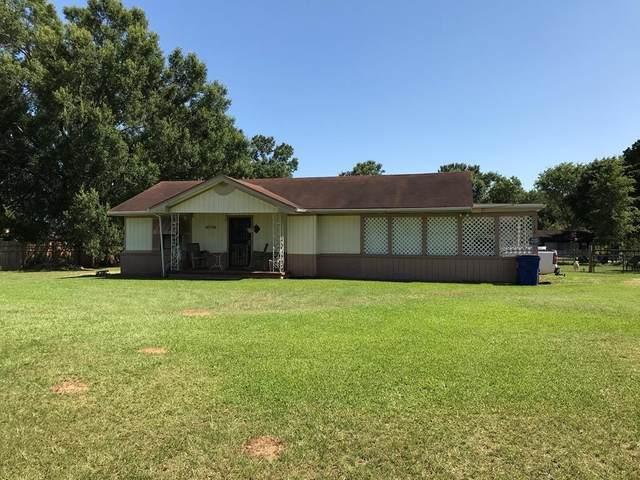 2109 E Goliad Avenue, Crockett, TX 75835 (MLS #90828775) :: The Freund Group