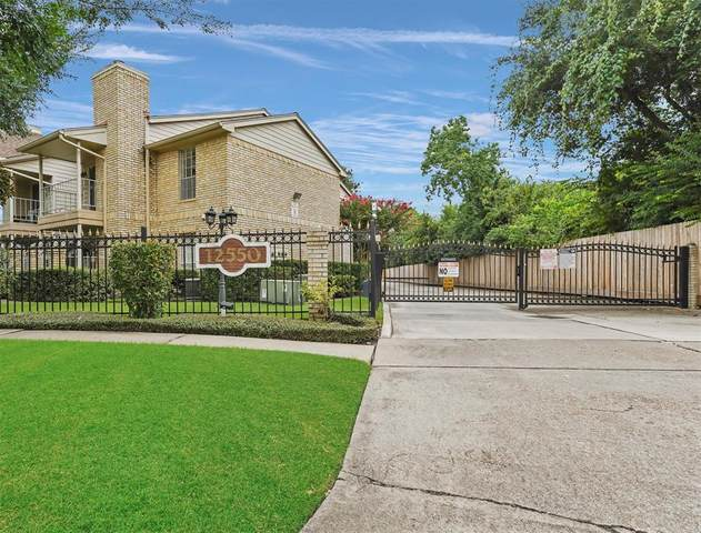 12550 Whittington Drive 8/808, Houston, TX 77077 (MLS #90831396) :: The SOLD by George Team