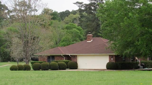 10 Hillcrest, Trinity, TX 75862 (MLS #90833026) :: The Freund Group