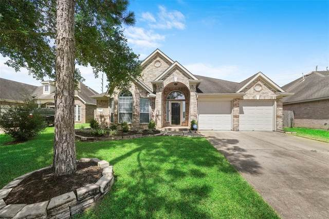 3202 Chappelwood Drive, Pearland, TX 77584 (MLS #90841615) :: The Heyl Group at Keller Williams
