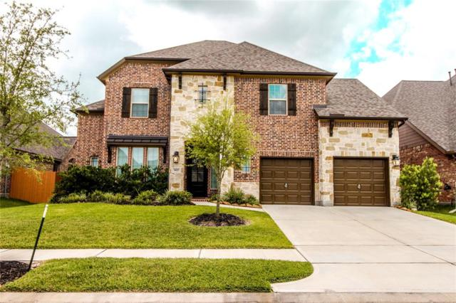 3927 Avalon Ridge Drive, Spring, TX 77386 (MLS #90856067) :: The SOLD by George Team